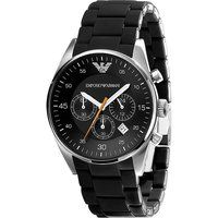 Emporio Armani AR5858 Black Sportivo Mens Watch