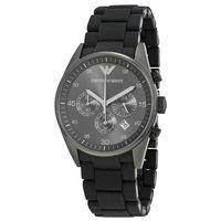 Emporio Armani AR5889 Black Sportivo Mens Watch