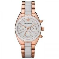 Emporio Armani AR5942 Chronograph Sportivo Ladies Watch