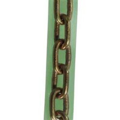 Enfield Through Hardened Chain - 6mm x 1.5m - Sleeved - THC6-1.5