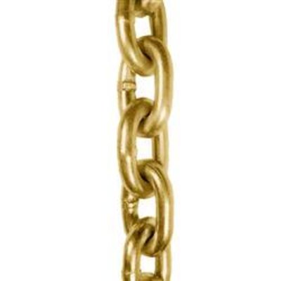Enfield Through Hardened Chain - 8mm x 30m - THC8-30