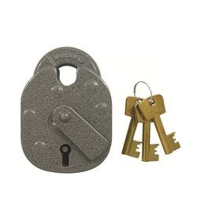 Era 212-41 Big Six Padlock - Key to differEra 212-41 Big Six Padlock - Key to differ