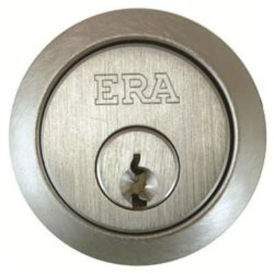 Era 863 5 Pin Rim cylinders - 3 keys, keyed to differ
