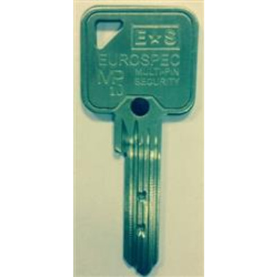 Eurospec MP10 Key Cutting online with fast delivery - MP10 key cutting