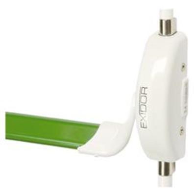 Exidor 502 EN1125 Panic Bolt For UPVC Doors - White