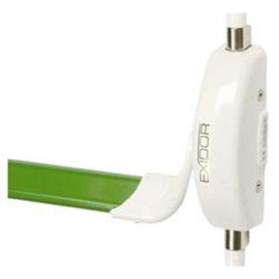 Exidor 512 EN1125 Panic Bolt for UPVC Doors - White