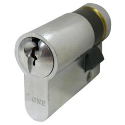Exidor-Zone Outside Access Euro Single Cylinder(screw in back) - Euro single
