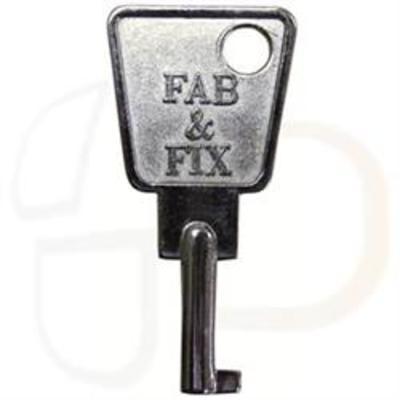 Fab & Fix Sash Jammer Key - Single key