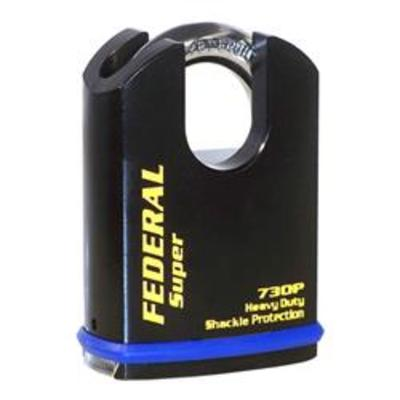 Federal FD730P CEN-4 Sold Secure 60mm Body Protected Padlock - 60mm CEN-4