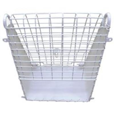 Folding Letter Cage - White (WH)