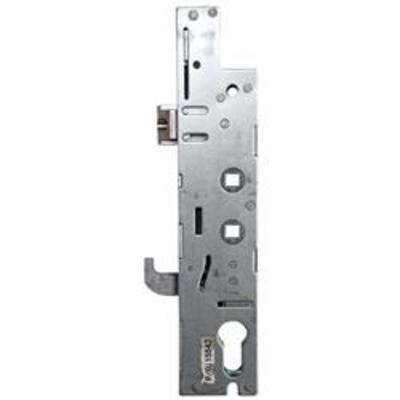 Fullex XL Hook Lockcase Double spindle (D-S-92-62mm centres - 35mm Backset