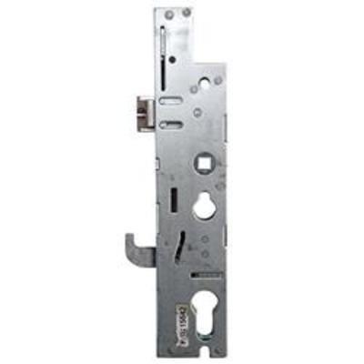 Fullex XL Hook Lockcase Split spindle (S-S-)92mm centres - 35mm Backset