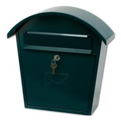 G2 Humber Post Box - Green