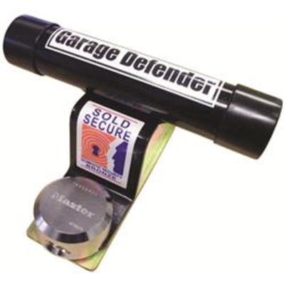 Garage Defender With Padlock - Garage defender and padlock - Garage defender and padlock