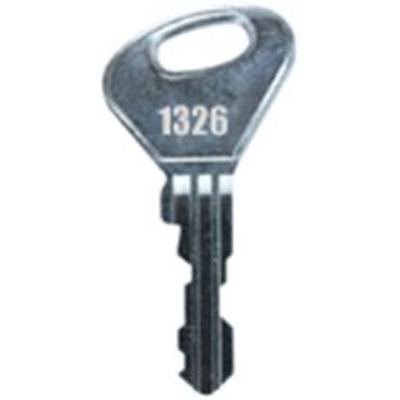 Garran Keys to Code G0001-G5000 - G Series Keys to Code G0001-G5000