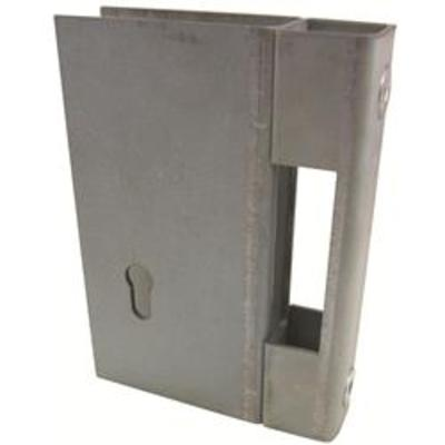 Gatemaster High Security Rim Fixing Box For 5 Lever Securefast BS and non BS Deadlocks - Fixing box