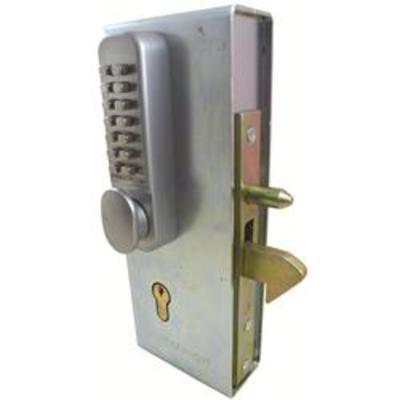 Gatemaster Weldable Digital Lock Mounting Box for Sliding Doors - Digital mounting box