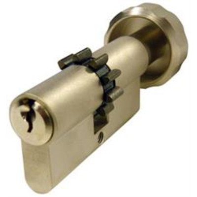 GeGe AP1000 10 Cog Cam Euro Thumbturn Cylinders to suit Mul-T-Lock - 10 Cog Euro double