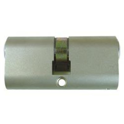 GeGe pExtra Restricted Oval Profile Double Cylinders - Oval double
