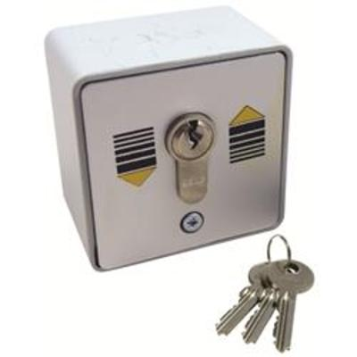Geba 2 Way Key Switch - Key switch
