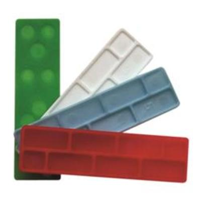 Glazing Packers - Green 1mm Thickness
