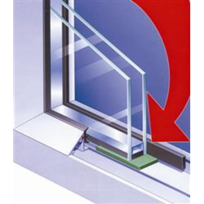 Glazing Tape - 3mm x 12mm Single Roll