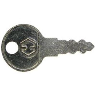 Hoppe Tokyo Window Key - Single key