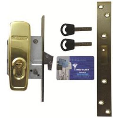 Ingersoll London Line Euro Hook Lock - 81mm