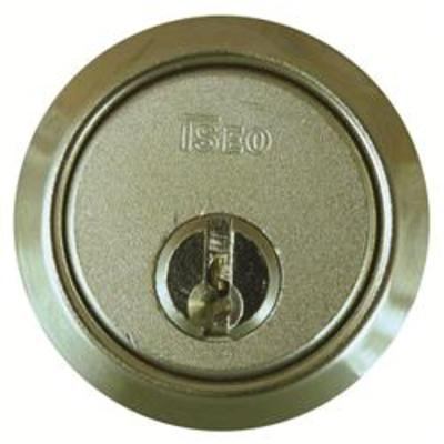 Iseo 5 Pin Rim Cylinders - Keyed to differ