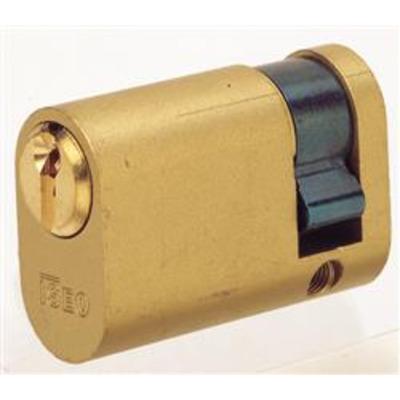 Iseo F5 Open Profile Oval Single Cylinders - Oval single