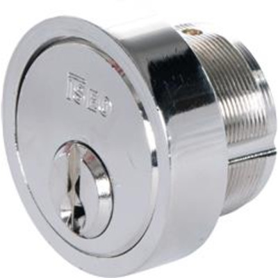 Iseo F5 Open Profile Screw In Cylinders - Pair of KA cylinders