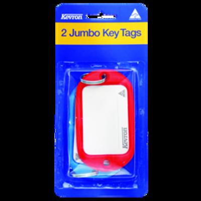 KEVRON ID10 PP2 Jumbo Key Tags Blister Pack 2 pcs - 2 pcs