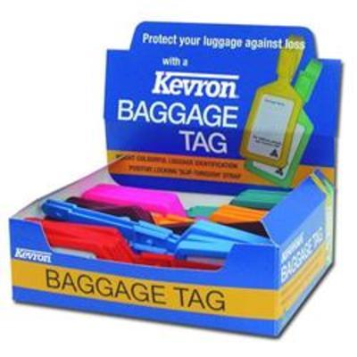 KEVRON ID4AC - 30 Luggage Tag - ID4AC