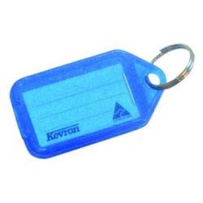 KEVRON ID5 - 50 Single Colour Click Tag - Blue