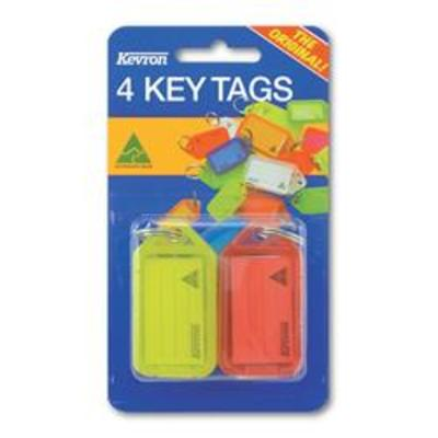 KEVRON ID5PP4 Blister Packed Click Tag - ID5PP4