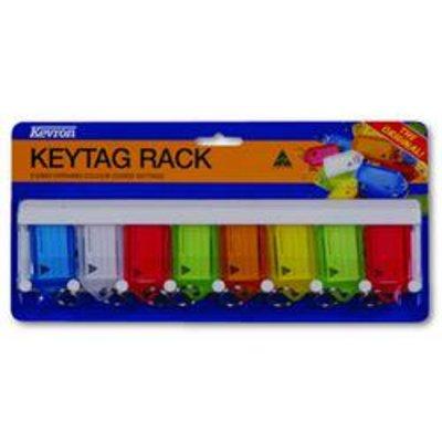 KEVRON ID6 Key Tag Rack - ID6