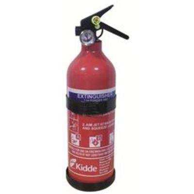 Kidde Fire Extinguisher - Fire extinguisher