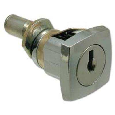 L&F 1346 Rollerarm Multi Drawer Lock - 40mm NP KD Bagged