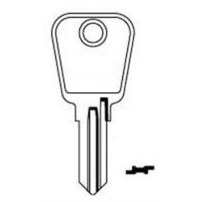 L&F 93 series key cut to code 93401-93900 - L&F 93 series key cut to code 93401-93900