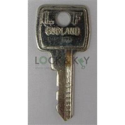 L&F (AUS) 92 series keys cut to code 92601-92800 - L&F (AUS) 92 series keys cut to code 92601-92800