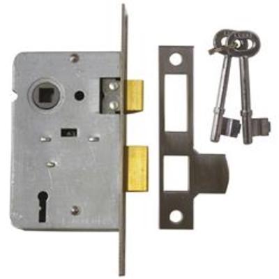 Legge 159-2378 2 Lever Mortice Sash Lock - 64mm (2.5-)