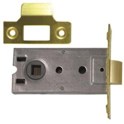 Legge 3708 Mortice Latch with Locking Function - 76mm (3-)