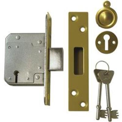 Legge Value BVB641-761 BS 3621-2007 Deadlock - 64mm (2.5)