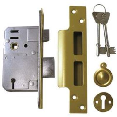 Legge Value BVB642-762 BS 3621-2007 Sashlock - 64mm (2.5-)