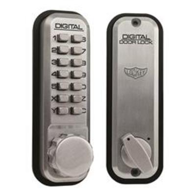 Lockey 2210 Mortice Deadbolt Digital Lock - Mortice deadbolt version