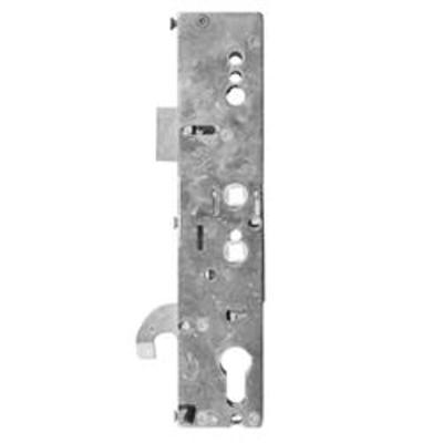 Lockmaster Hook Lockcase Double spindle - 35mm Backset