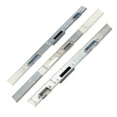 Lockmaster LM735 Full length Keep for 4 Rollers and 2 Anti Lift Hooks - Right Handed Keep