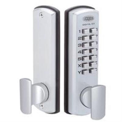 Lockwood DGT530 Mortice Latch Digital Lock - Mortice latch