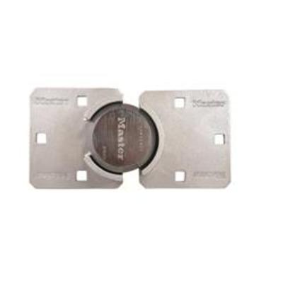 Master 736EURD Complete Shackleless Hasp & Padlock Set - Hasp & staple padlock set