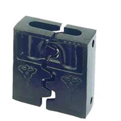 Mul-T-Lock C-Series Hasp - C-16 Hasp